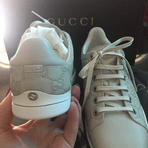 Gucci Shoes - They still run a little big in me :(.
